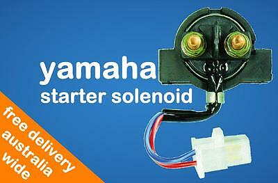 STARTER SOLENOID MADE FOR YAMAHA XJ900 1983 to 1987