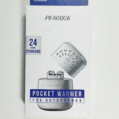 PEACOCK STANDARD / POCKET HAND WARMER 24 Hours