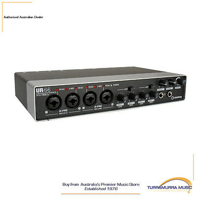 Steinberg UR44 USB 2.0 audio interface