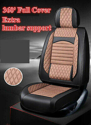 premium red black leather car seat covers holden toyota corolla rav4 honda crv aud. Black Bedroom Furniture Sets. Home Design Ideas