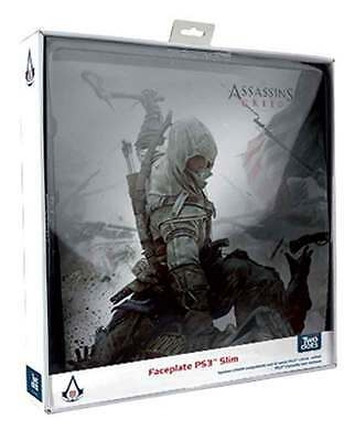 Assassin's Creed Iii 3 Faceplate Ps3 Slim