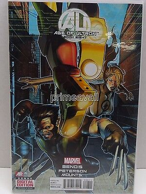 Age Of Ultron Book Eight Marvel *new* *free Shipping*
