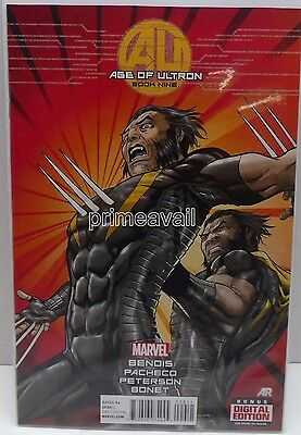 Age Of Ultron Book Nine Marvel *new* *free Shipping*