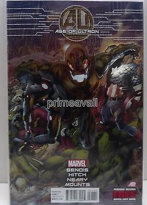 Age Of Ultron Book One Marvel *new* *free Shipping*