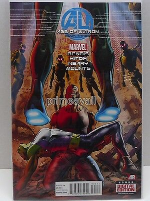 Age Of Ultron Book Three Marvel *new* *free Shipping*