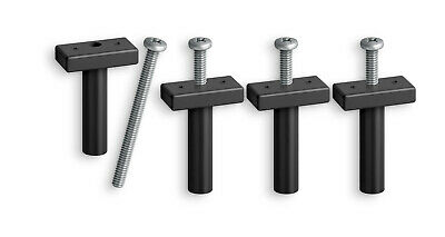 TRAC ISOLATOR BOLTS - 4 PACK MOUNTING For BOAT DRUM ANCHOR WINCH TROLLING MOTOR
