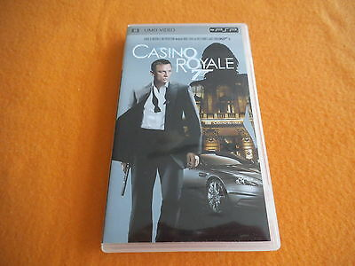 007 Casino Royale UMD Sony PSP