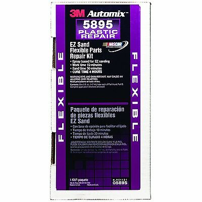 3M 5895 Flexible Parts Repair Kit 05895