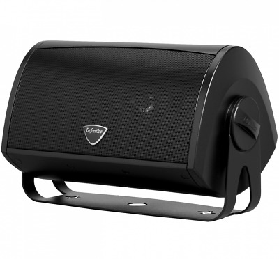 Definitive Technology AW 5500 Outdoor Speaker (Single, Black)