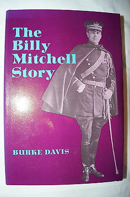 WW1 US The Billy Mitchell Story Reference Book