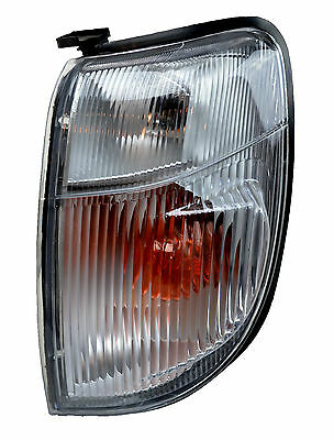 Corner Indicator Light for Nissan Navara 02/97-04/00 New Left D22 LHS 98 99 00