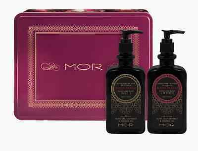 MOR NEW Gift Pack -  Two Birds Of A Feather Blood Orange Duo Set 2pce
