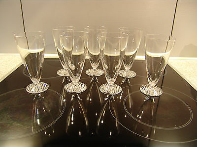 Alessi Faitoo by Starck Gloogloo  table glass  design Philippe Starck