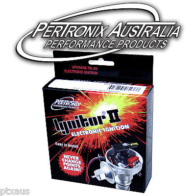 Pertronix Electronic Ignition II Kit: Nissan GQ Patrol with TB42 Engine #6172