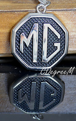 Classic MG MGA MGB GT V8 MIDGET BMC MEtro Maestro Montego Mini Badge Key Ring