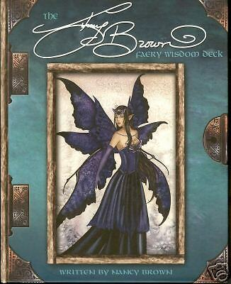 The Amy Brown Faery Wisdom Deck - Divination Deck