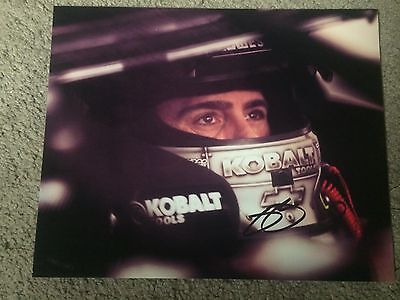 Authentic Jimmie Johnson Signed Photo