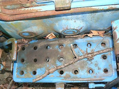 Ford 1600 Diesel Tractor Right Step / Foot Rest / Floor Board
