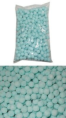 Bulk Lot 2kg x Lagoon Fizzoes Blue Bag Candy Lollies Buffet Sweets Party New