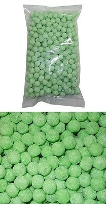Bulk Lot 2kg  x Lagoon Fizzoes Green Bag Candy Lollies Buffet Sweets Party New