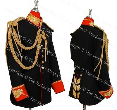 Princess Anne (STYLE) Blues & Royals Household Cavalry Tunic