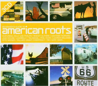 Beginner's Guide To American Roots [3Cd / 2004] 5014797133877
