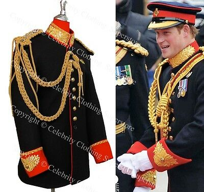 Prince Harry (STYLE) Blues & Royals Household Cavalry Tunic