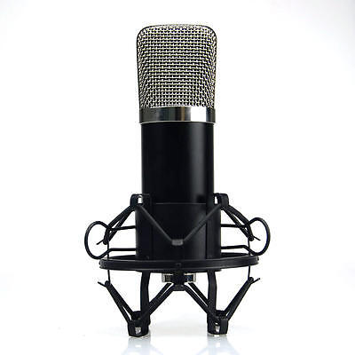 Professional Audio Dynamic Condenser Sound Recording Microphone Mic Studio