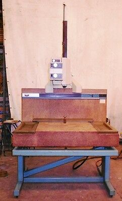 Bendix Cordax 1808 Vertical Arm Coordinate Measuring Machine  Model 1808