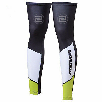 Bike Bicycle Clothing Team Leg Warmers  Cycling Sunscreen Protection Cover