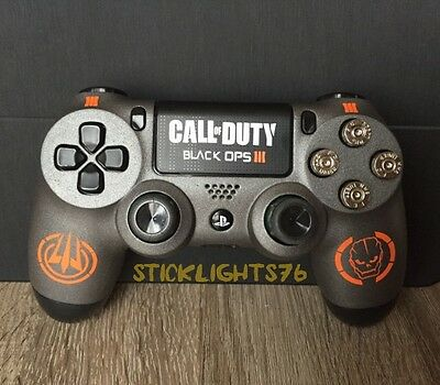 stickers black ops 3 bo3 manette ps4 controller playstation