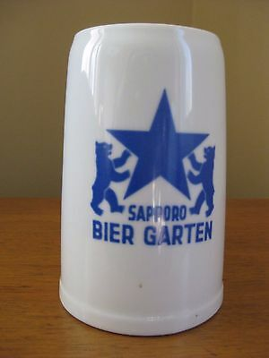 Sapporo Beer Stein/Mug From Germany
