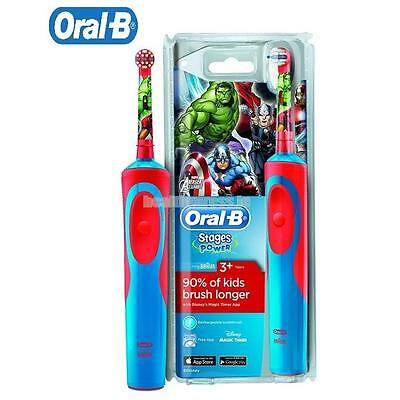 Oral-B Stages power  Vitality Avengers Electric Toothbrush for Kids