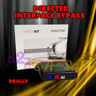 DB3 DATABUS INTERFACE Alarm Remote Start Byp Module VATS P ... on