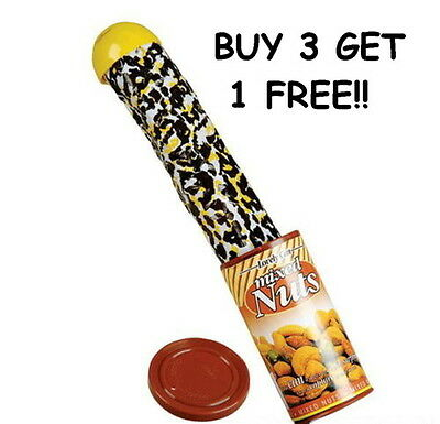 1 Pop Out Snake In A Nut Can Magic Trick Prank Gag Gift Party Favor Carnival