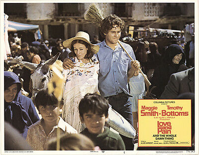 Love and Pain and the Whole Damn Thing 1973 Original Movie Poster Comedy Drama