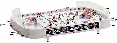 NHL Stanley Cup Rod Hockey Table Top Game 37-inch Realistic Hand-Painted Fun