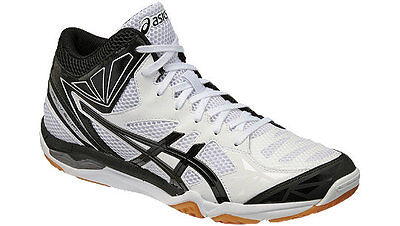 ASICS Japan Men's GEL-VSWIFTCVMT Volleyball Shoes MID TVR484 White