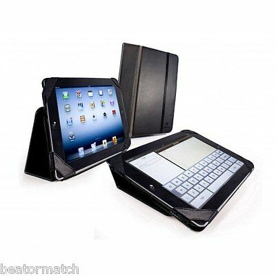 50 xJOB LOT Tuff-Luv Type-View Series Leather Case Cover Apple iPad 3 - C12_30