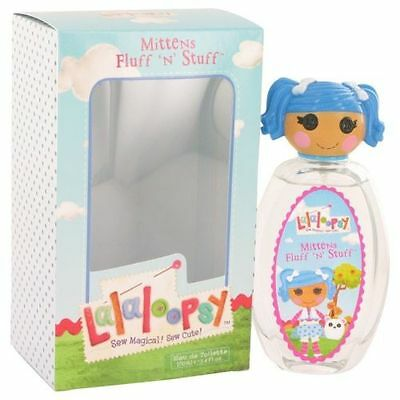Lalaloopsy Fluff n Stuff 1.7 oz (50ml) Eau De Toilette Spray NEW