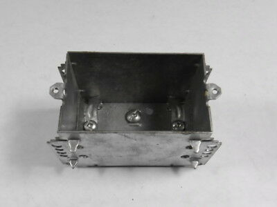 """Iberville BC2104-LLE Cable Clamp Device Box 2x2-1/2x3""""  USED"""
