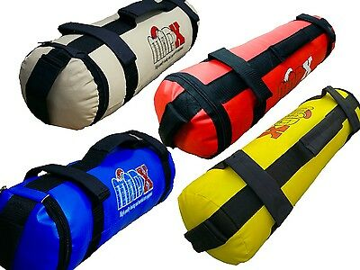 MADX Power Cloth Sand UNFILLED Bag Crossfit Powerbag Training Sandbag, MMA