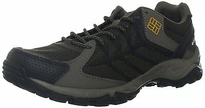 """New Mens Columbia """"Trailhawk"""" Techlite Omni-Grip Hiking Trail Comfort Shoes Wide"""