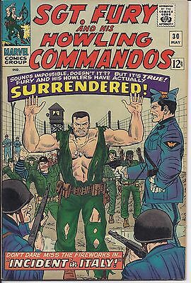 Sgt. Fury And His Howling Commandos #30 in NM
