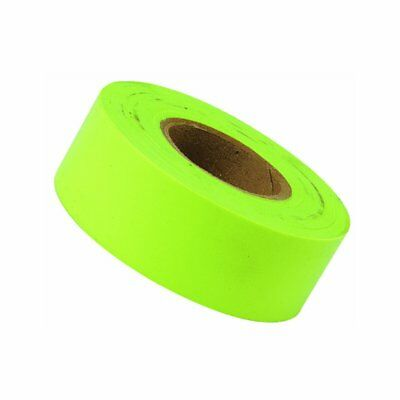 Irwin 65604 Fluorescent Lime Flagging Tape - 150 Feet