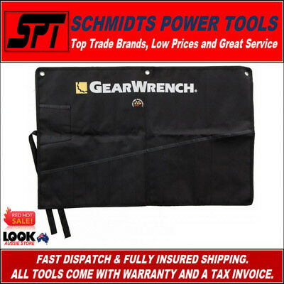 Gearwrench Roll Up Tool Pouch 18 Pocket Tool Carrier 9248 Spanner Roll Brand New