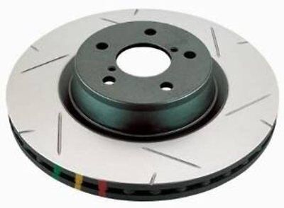 DBA (4650S) 4000 Series Slotted Disc Brake Rotor, Front