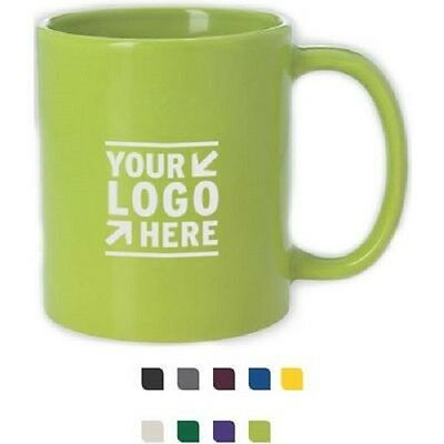 Coffee Mugs Custom Printed with Your Logo or Message 72ea