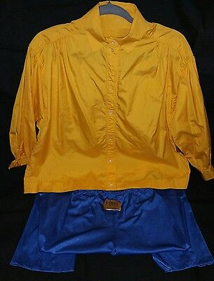 Estate of Phyllis Diller - Owned & Worn Outfit - Blouse & Custom Pant Set HTF