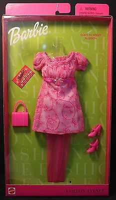 Barbie, Fashion Avenue, # 25702 PARTY IN PINK- 1999  NRFB